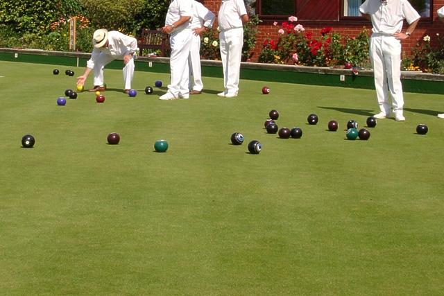 lawn-bowls